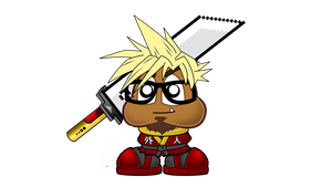 Cloud Gaijin Goombah (Designed by TheGeckoNinja) by GaijinGoombah