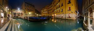Venice night by AlexGutkin