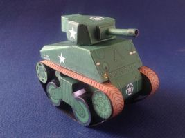 SD_Paper_Sherman by vladcorail