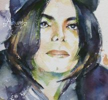 Michael Jackson Story MJ closeUp by HitomiOsanai