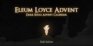 GAME: Dark Souls - Eleum Loyce Advent by cubehero