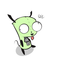 Gir by ConmanWolf
