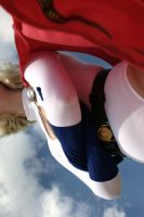 Power Girl by hallopino