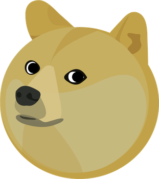 Doge Vector by FallOutGirl9001