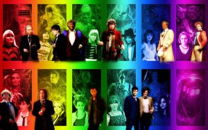 Doctor Who Wallpaper 2a by DoctorRy