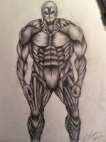 Armored Titan by MisterLopes