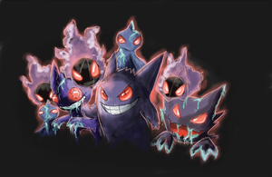 The Ghost gang by Yufika