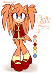 Chilli reference (outdated) by chillis-art