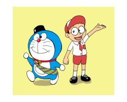 Doraemon Indonesia by DavidAdhinaryaLojaya