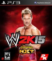 W2k15 Cover Featuring Chris Jericho by AYB12 by AyBenoit12