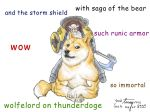 Thunderdoge by HermanPriest