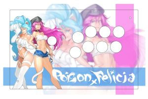 PoisonxFelicia by Girutea