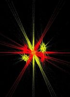TFBB [The Fractal Big Bang] (Red and Yellow) by TOXICVADER