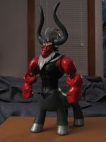 TIREK FINISHED!!! by AleximusPrime