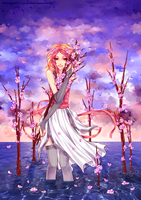 .+::Flowerpetal Sunset::+. by melonjam