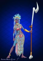 Royal Jewels Dress Edition: KIDA by MissMikopete