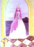 princess bubblegum by giulius1