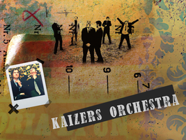 Kaizers Orchestra 002 by SuNsHiNeMeLlOw