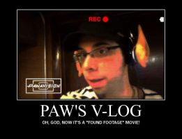 Motivation - Paw's V-Log by Songue