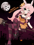 Happy Halloween by KimmyPeaches