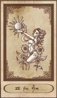 The Sun Card by karla-chan