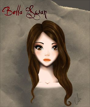 Bella Swan by ava-angel