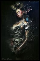 Invariable doll by michavonder