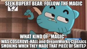 Gumball the Cartoon Critic on RB: FTM by CyberFox