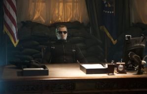 President Wesker by ClairexRedfieldxFan