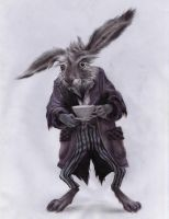 March Hare by rininci