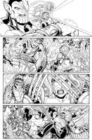 Wolverine and the X-Men #11 p.8 by WaldenWong