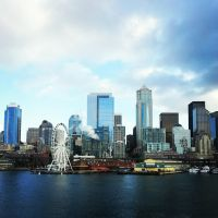 Seattle by 1randomword