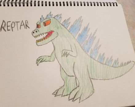 reptar by hallowsjojo2000