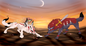 Warriors by wolf-minori
