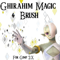 Ghirahim Magic Brush by picklelicker129