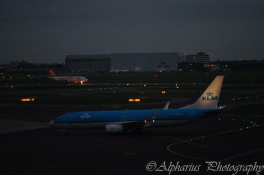 Schiphol Airport 12 by Alpharius-Omegon