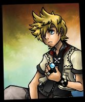 Roxas by yii
