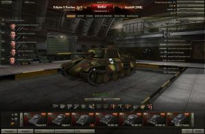 Panzer 5 'Panther': Awesome Skin by Der-Buchstabe-R