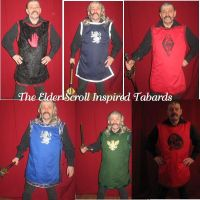 TES Tabards by WillowForrestall