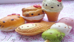 Hello - Kitty Sweet Treats by ImSugarRibbon