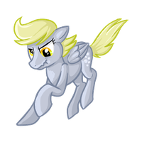 strike action pony by trufours