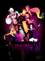Titans, Go! by KaylaBeeMarie
