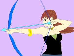 Athena The Archer