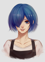 Touka by lilmellany