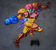 Samus Aran by Aenea-Jones