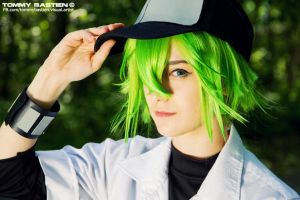N (Natural Harmonia Gropius) Cosplay XIII by TommyBastien