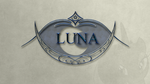 Wallpaper : Luna - designed Logo by pims1978