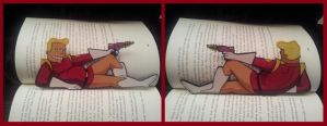 Zapp Bookmark by Darnmor