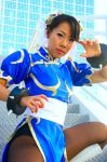Chun Li (Street Fighter) Cosplay by Red-Crane