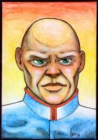 Ernst Stavro Blofeld by Frohickey